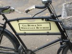Islington-Regents-Canal: George's Bike