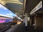 Middlesbrough Station.