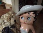 Betty Boop & Bertie.