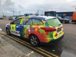 Brighton: Pride in our Police Force.