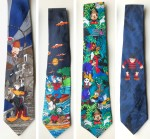 Ties: Tie Selection.