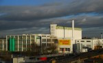 Shredded Wheat: The doomed factory.