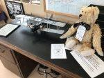 Croydon Airport: The Commandant's Desk.