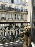 Paris: Nice hotel. And view.